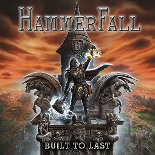 Hammerfall - Built To Last (Limited Edition)