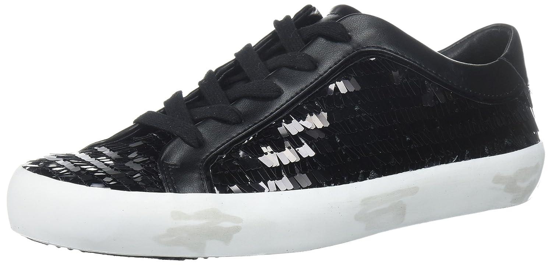 Sam Edelman Women's Britton Sneaker B071KGZR1M 8.5 B(M) US|Black Sequin