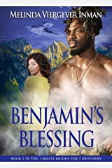 Benjamin's Blessing (7 Mafia Brides for 7 Brothers Book 2) Kindle Edition