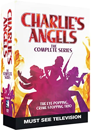 amazon charlie s angels complete series dvd import tvドラマ