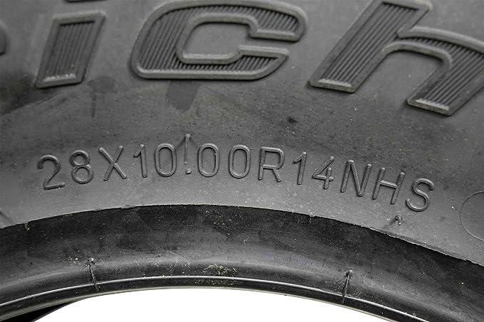 Auto Parts & Accessories Maxxis Carnivore ML1 ATV TIRE 28x10.00R14 28x10R-14 28x10-14 28/10-14 TM00928100
