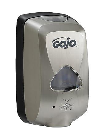 Dispensador Automático GOJO® TFXTM, 1200 ml, 2799-12-EEU00, Metálico: Amazon.es: Industria, empresas y ciencia