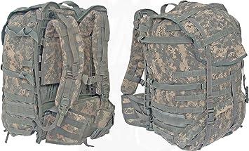 Amazon.com : MOLLE II Equipment Pack, ACU Camo, Military Issue ...