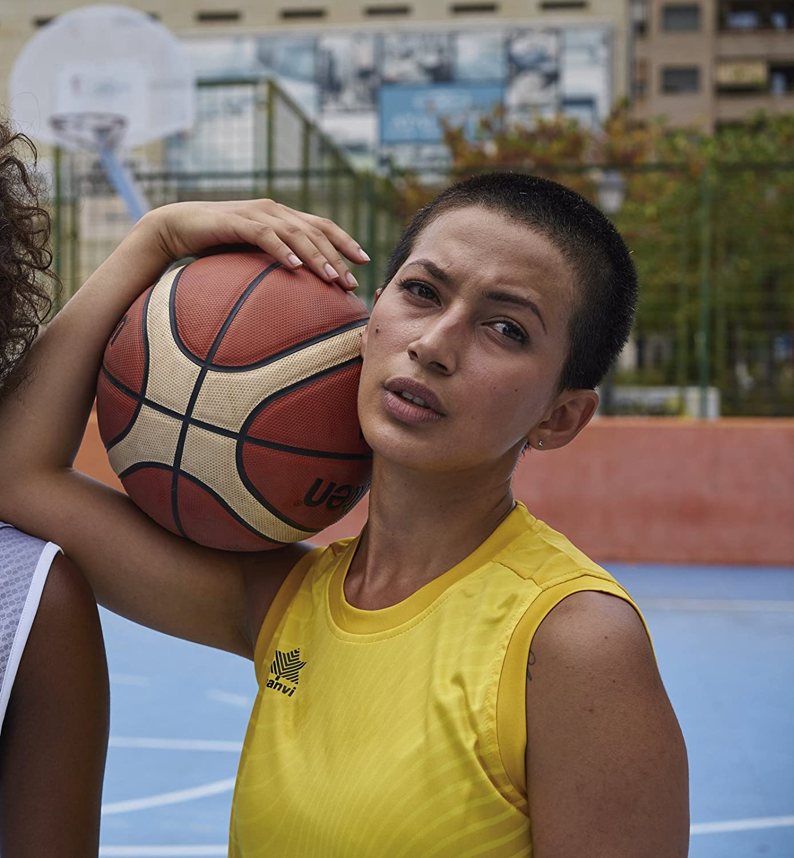 Luanvi R/ío Camiseta de Tirantes de Baloncesto Mujer