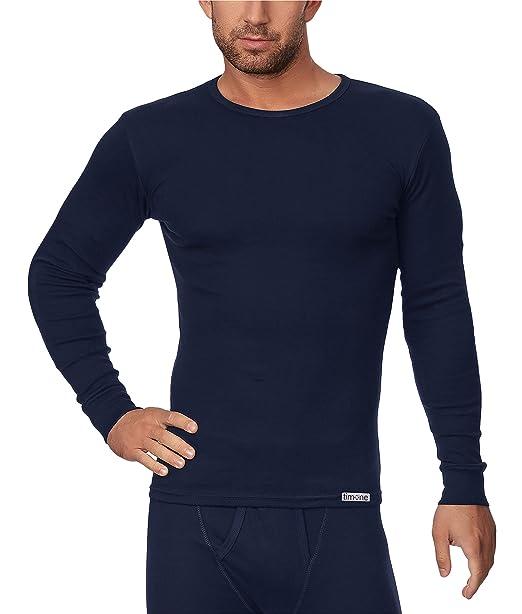 Timone Camisetas Mangas Largas Ropa Térmica Hombre: Amazon.es: Ropa y accesorios