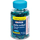 A+Health Ibuprofen 200 Mg Softgels, Pain Reliever/Fever Reducer (NSAID), Made in USA, 240 Count