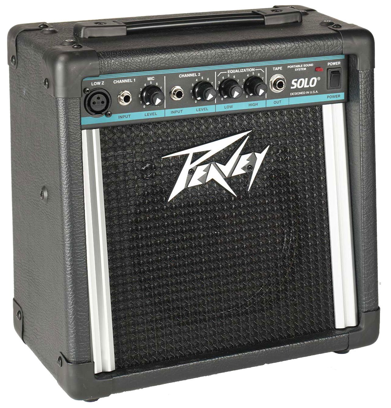 Peavey Solo Portable Battery Operated Sound System by Peavey