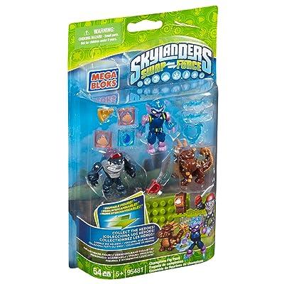 Mega Bloks Skylanders Champion Figure Pack: Toys & Games