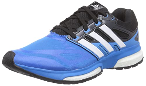 adidasresponse boost techfit m - zapatillas de running Hombre, Multicolor (SOLBLU/RUNWHT/Black1), 40: Amazon.es: Zapatos y complementos