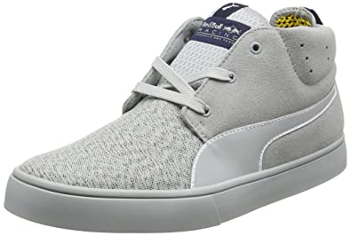 Unisex Adults RBR Suede Trainers Puma dx4Kl