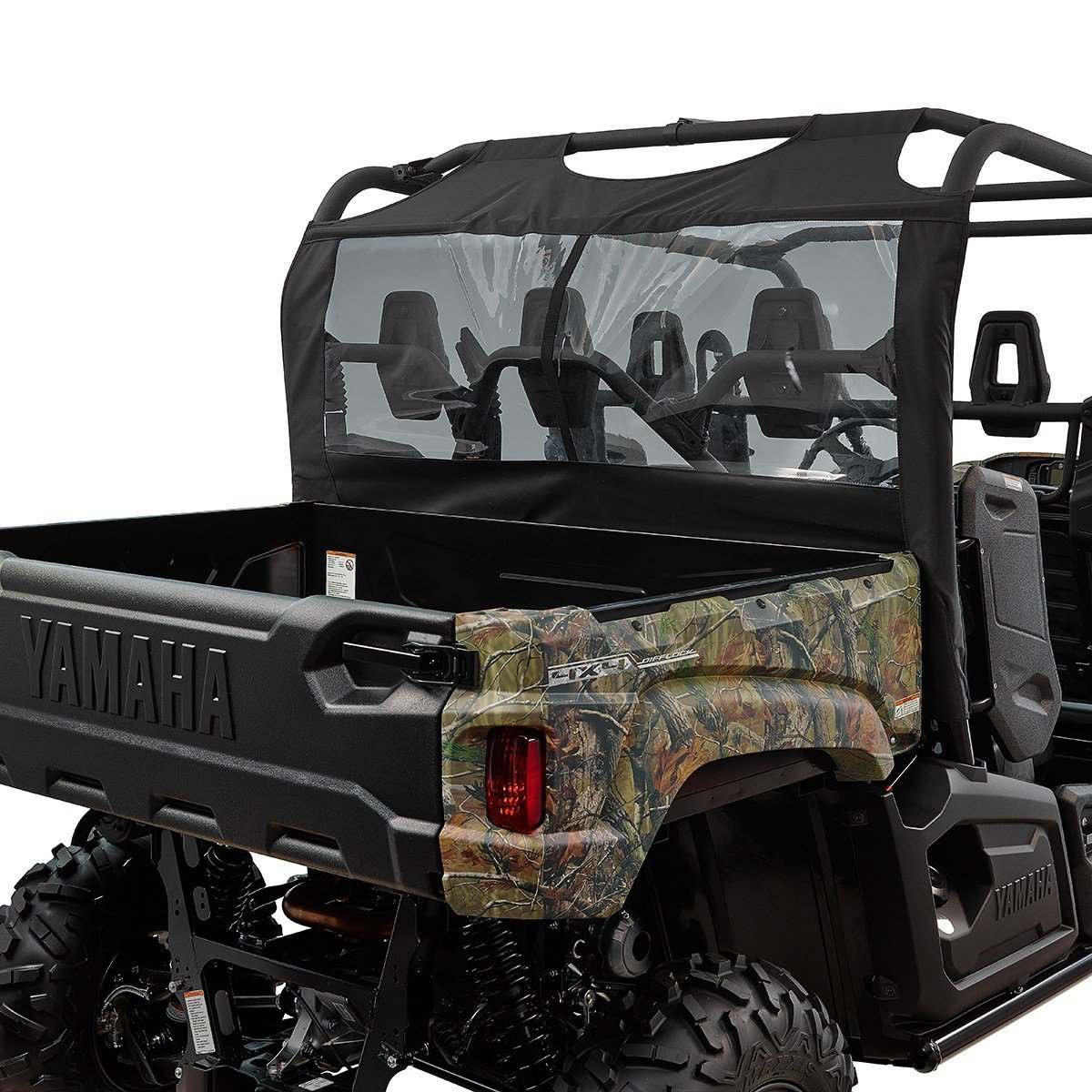 yamaha viking accessories. amazon.com: 2015 yamaha viking fi 4x4 rear window surlast all weather fade resistant 2pgk750av000: automotive yamaha viking accessories