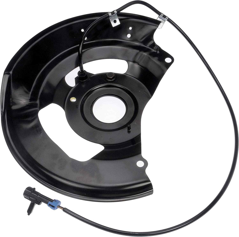 ABS Wheel Speed Sensor Front Right Standard ALS1231