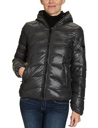 GAS -chaqueta de plumón Mujer Negro Black - Schwarz (black 0200) 40: Amazon.es: Ropa y accesorios