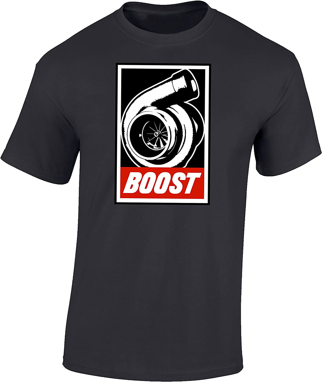 Petrolhead Boost Auto Shirt Geschenk Für Autoliebhaber T Shirt Für Alle Tuning Drift Und Motorsport Fans Bekleidung