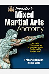 Delavier's Mixed Martial Arts Anatomy Paperback