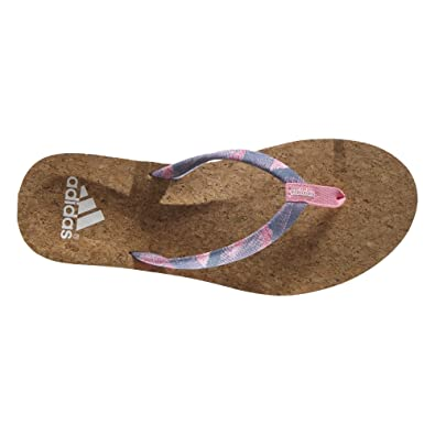 adidas Mahila Thong Women s Cork Flip Flops Brown  Amazon.co.uk  Shoes    Bags 2a5941cd5f