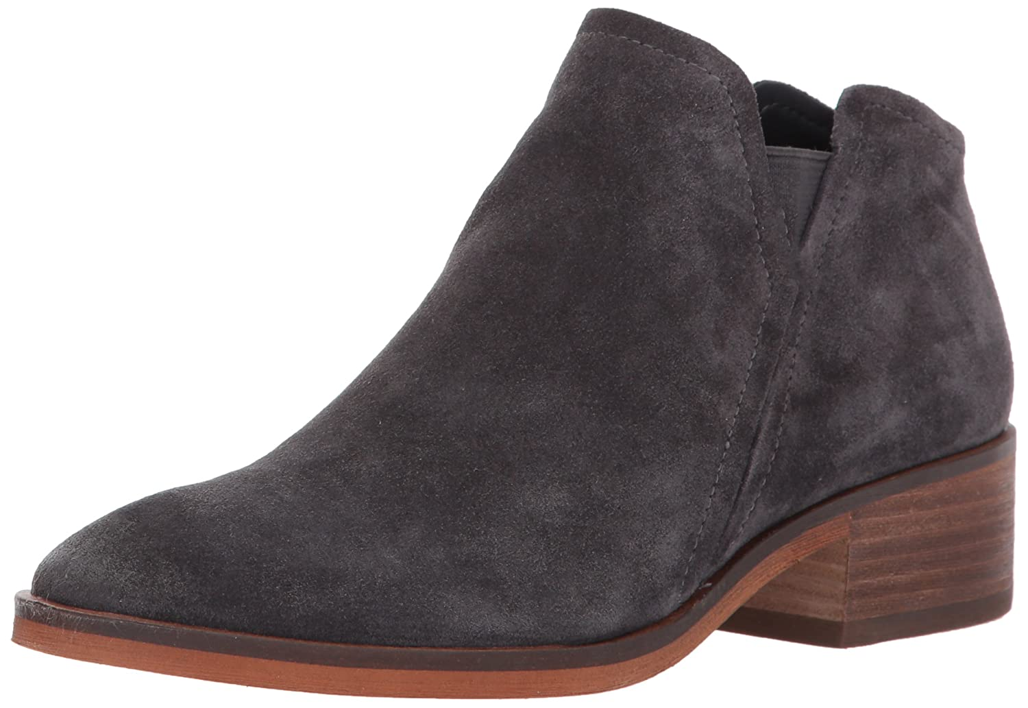 Dolce Vita Women's Tay Ankle Boot B06XGPN9ZQ 8.5 B(M) US|Anthracite Suede