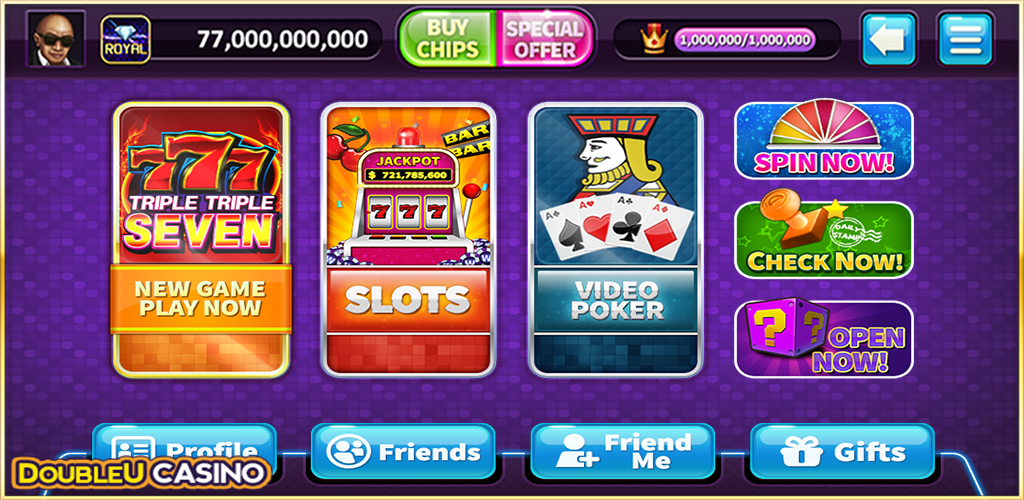 which slot on doubleu casino