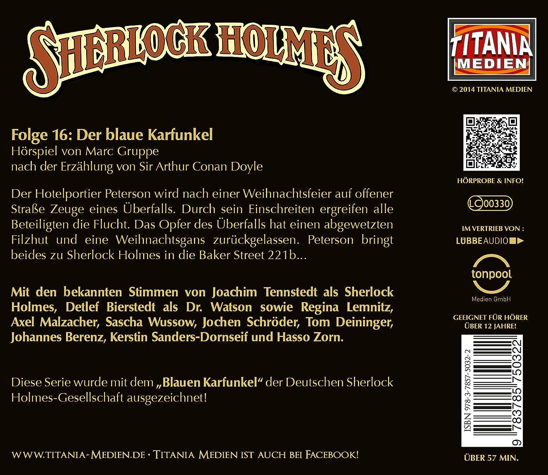 Welches Musikinstrument hat Sherlock Holmes gespielt?