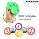 Special Supplies Therapy Putty - Resistive Hand