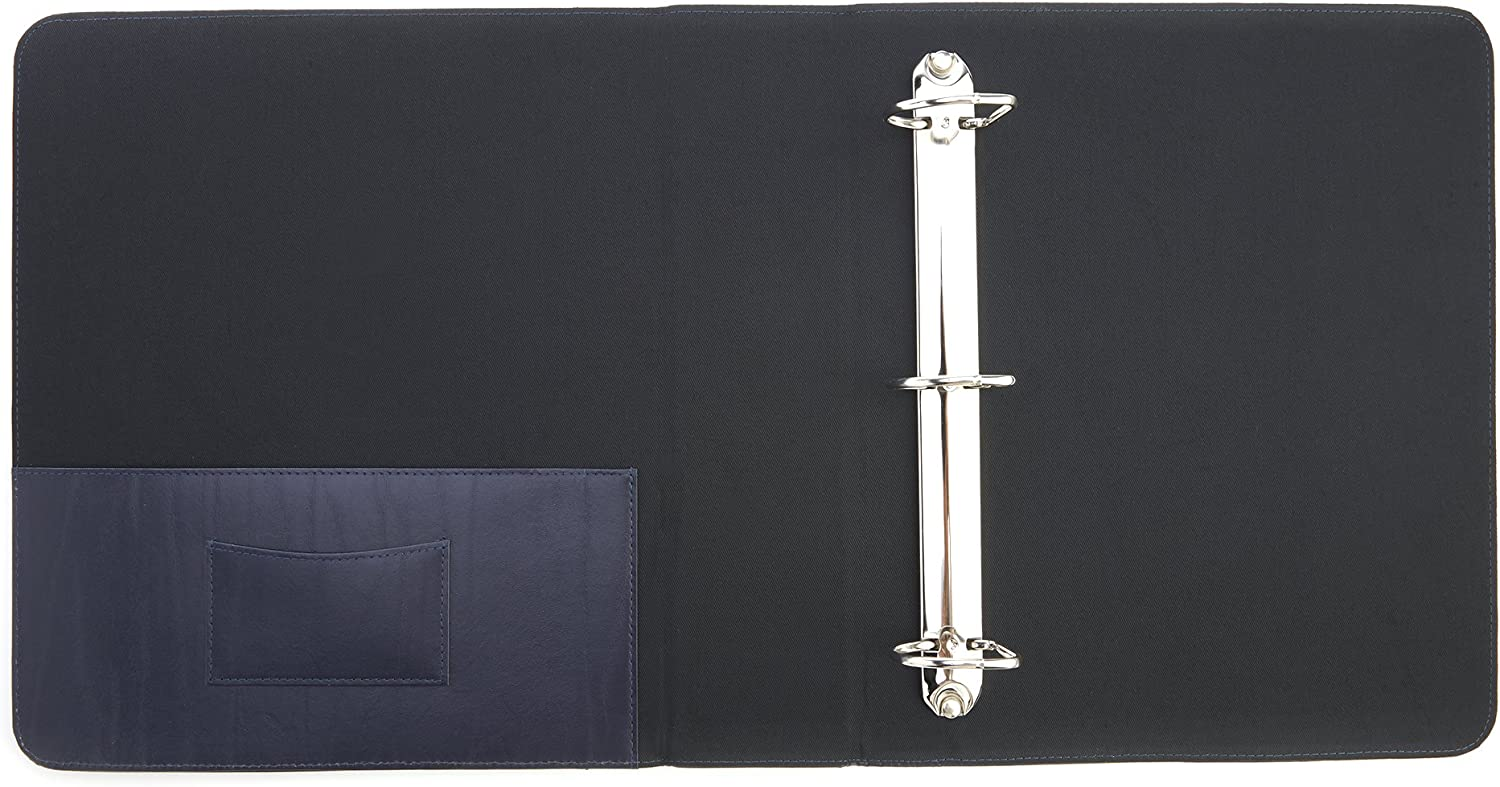 Royce Leather Executive Two Inch D Ring Binder