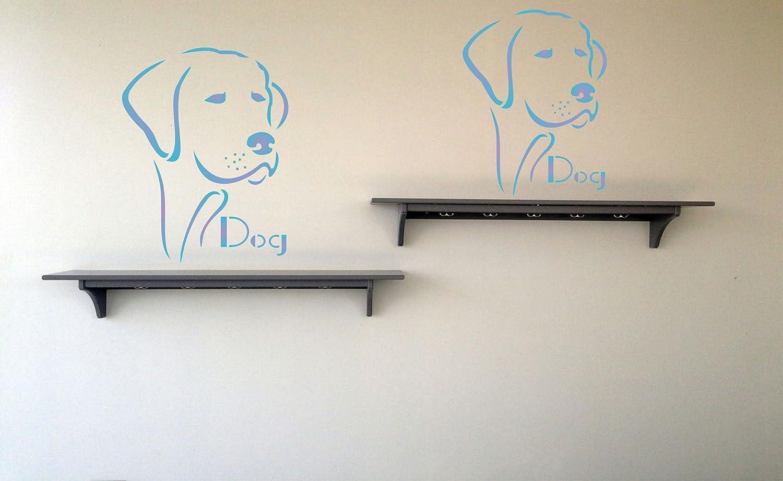 Perro Gato plantilla - reutilizable plantillas para pintura - mejor calidad gato plantillas para paredes - Uso En Paredes, Suelos, tejidos, cristal, madera, ...