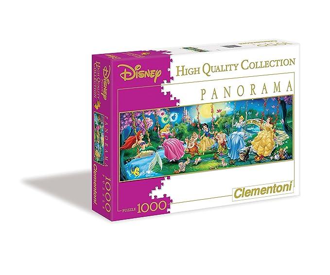 143 opinioni per Clementoni Puzzle 39135- Swinging Princess- 1000 pezzi Disney Panorama