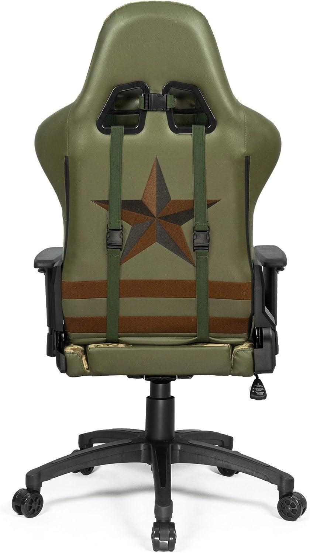 gaming stuhl camouflage