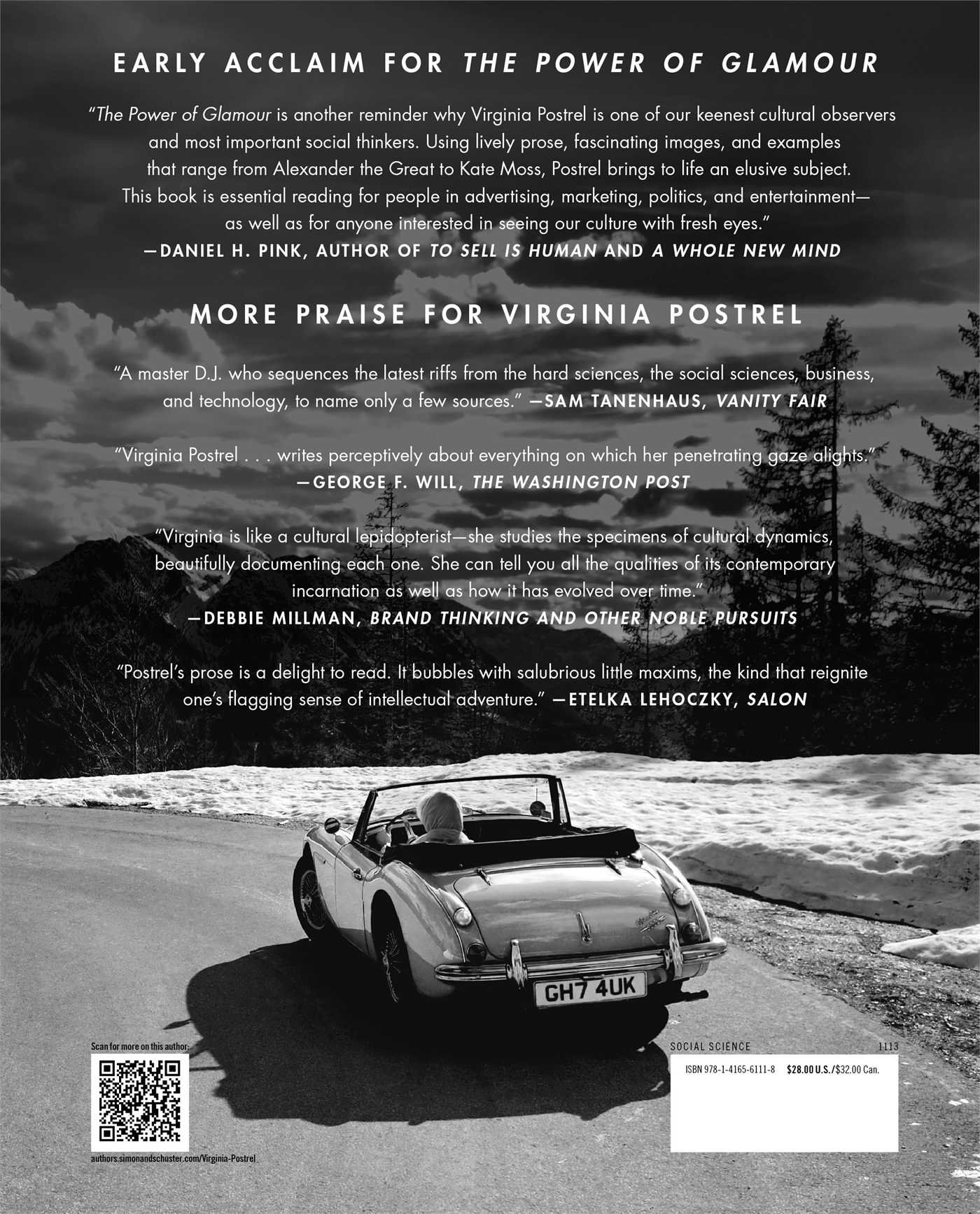 the power of glamour longing and the art of visual persuasion the power of glamour longing and the art of visual persuasion virginia postrel 9781416561118 com books