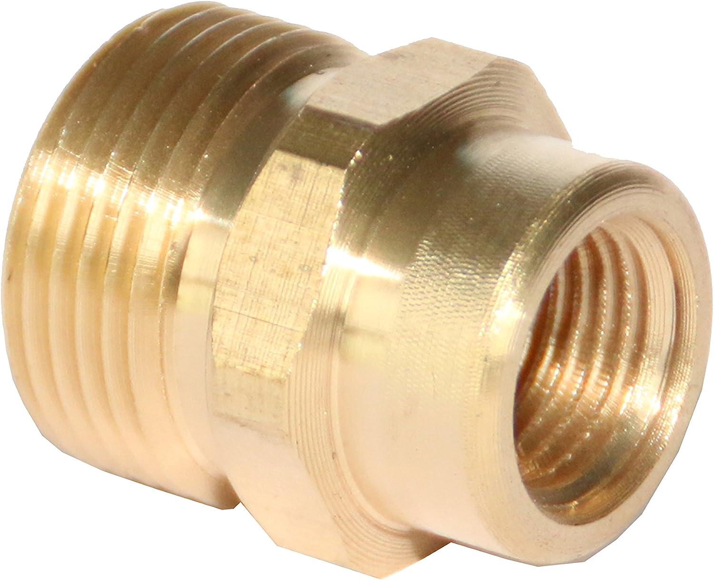 Hot Max 29004 M22M X 1//4-Inch Pressure Washer Screw Nipple