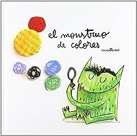 El Monstruo De Colores (edición álbum Ilustrado