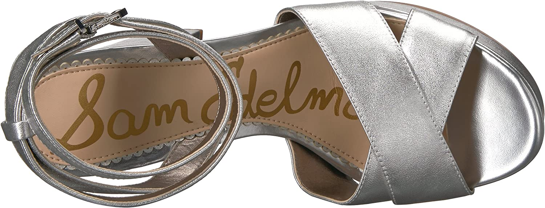 Sam Edelman Womens Mara Heeled Sandal