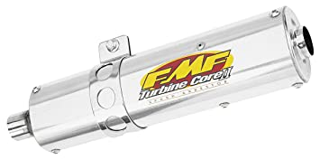 FMF Racing Universal TurbineCore 2 Spark Arrestor Silencer