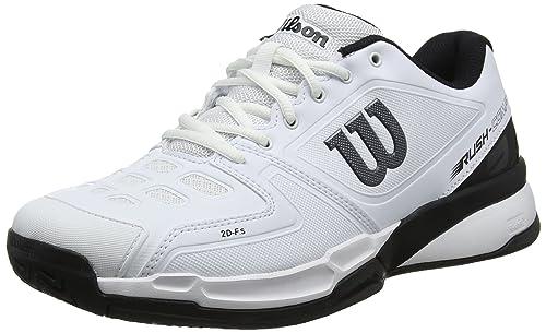 Wilson Rush Comp, Zapatillas de Tenis para Hombre: Amazon.es: Zapatos y complementos