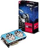 VGA SAP Nitro+ Radeon RX 590 8G GDDR5 Dual HDMI/DVI-D/Dual DP W/BP (UEFI) Special Edition