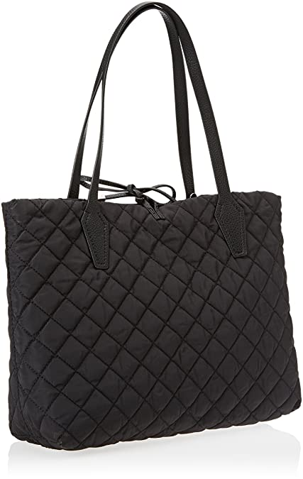 Hwnq6422150, Womens Top-Handle Bag, Nero, 12.5x27x42.5 cm (W x H L) Guess