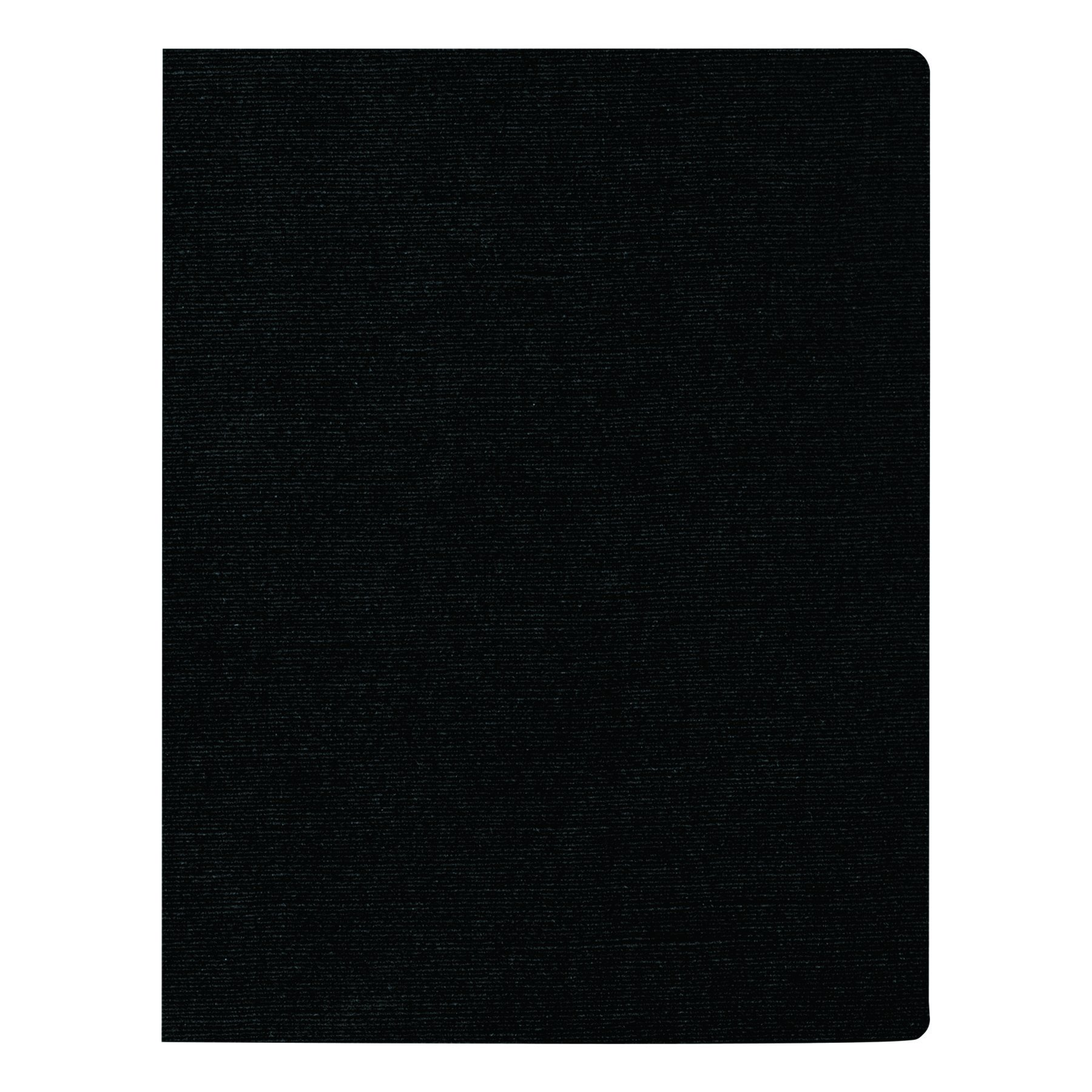 Fellowes 52115 Linen Texture Binding System Covers, 11-1/4 x 8-3/4, Black (Pack of 200) by Fellowes (Image #3)