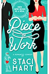 Piece of Work: An Enemies to Lovers Office Romance (Red Lipstick Coalition Book 1) Kindle Edition