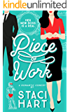 Piece of Work: An Enemies to Lovers Office Romance (Red Lipstick Coalition Book 1)