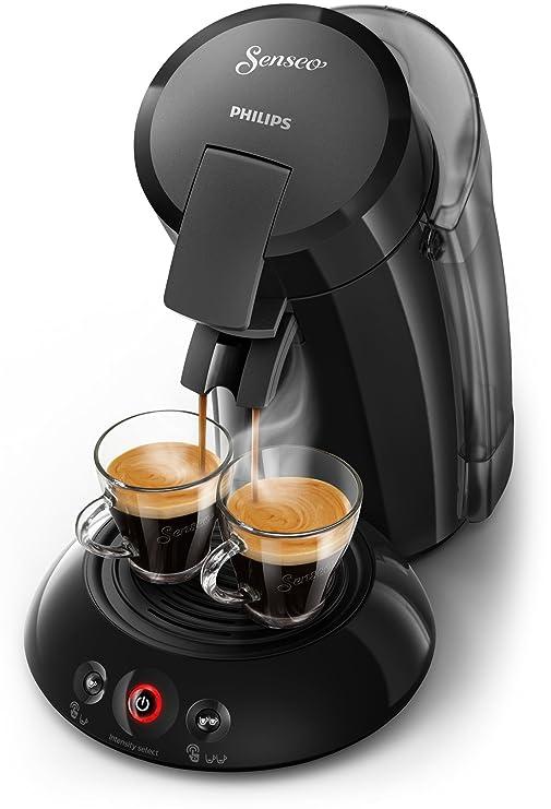 Senseo HD6555/20 - Cafetera (Independiente, Máquina de café ...