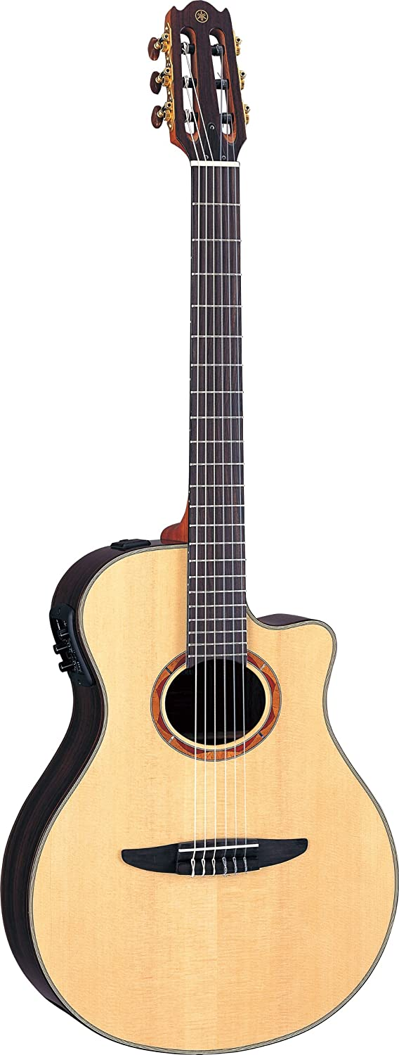 Yamaha NTX700 Acoustic Electric Classical Guitar Yamaha PAC