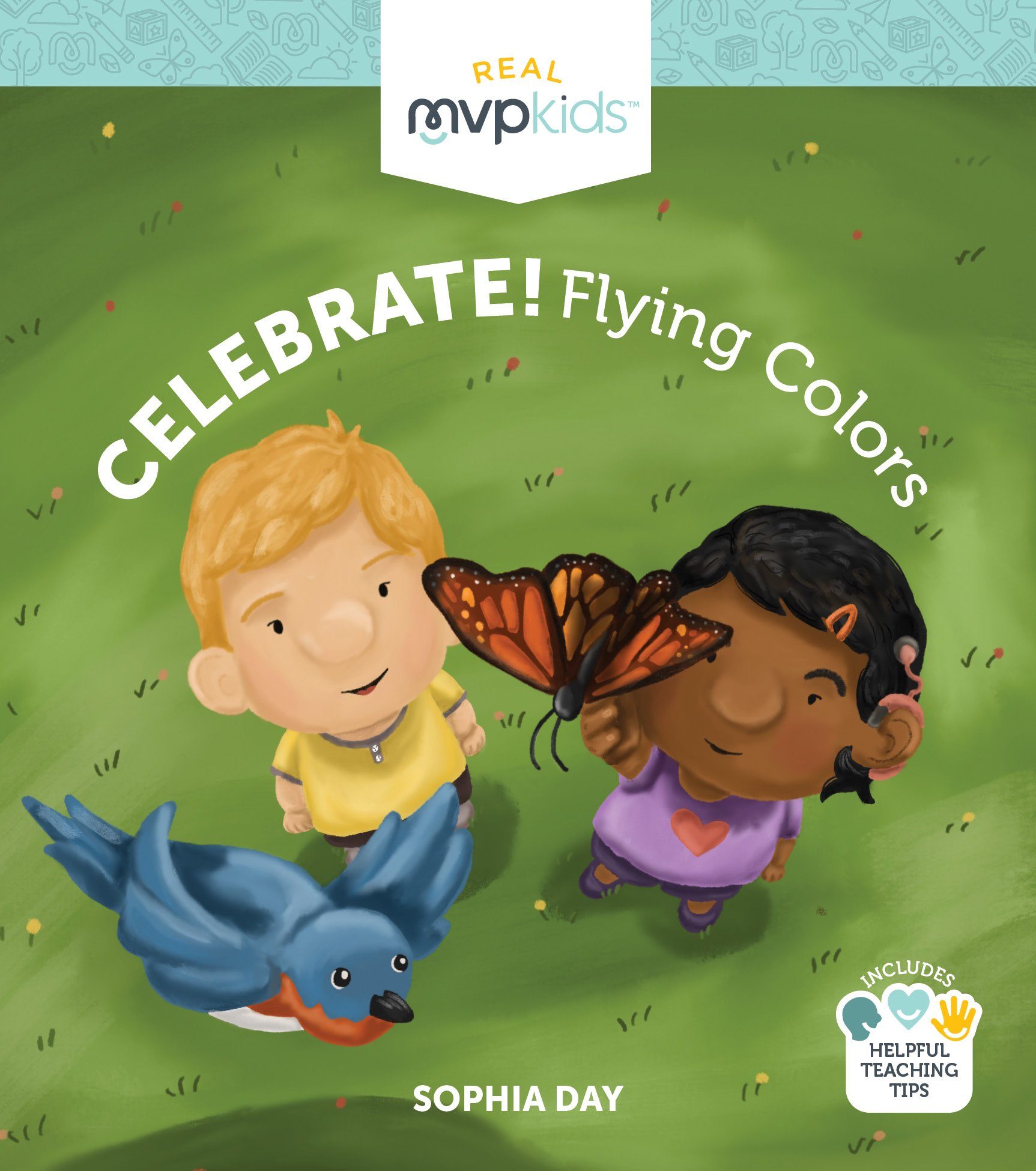 Celebrate! Flying Colors: Sophia Day, Megan Johnson, Stephanie ...