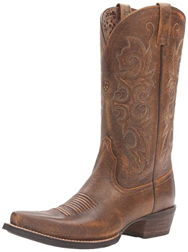 Ariat Womens Alabama Western Cowboy Boot       Vintage Bomber