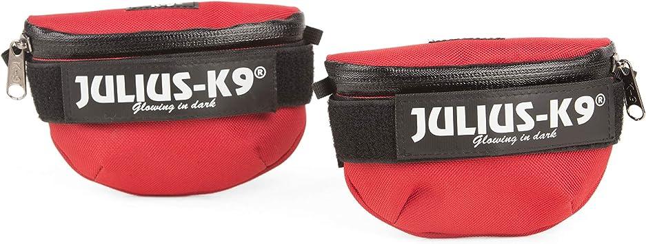 Julius-K9 IDC Universal Bolsas Laterales, Tamaño: Baby 2 to Mini ...