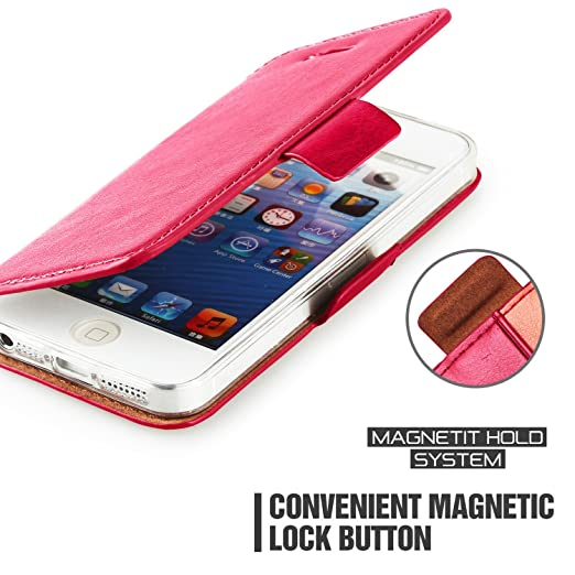 Mulbess Custodia per iPhone SE Cover iPhone 5s Cover iPhone 5