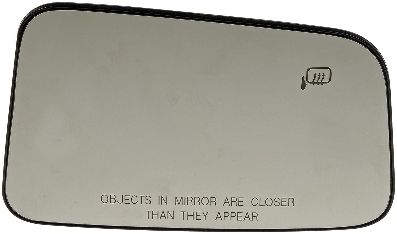 Dorman 56121 HELP!-Look! Passenger Side Heated Plastic Backed Mirror Glass Dorman - HELP