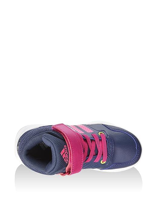 adidas Sneaker Alta Jan Bs 2 Mid C BluMagenta EU 28: Scarpe