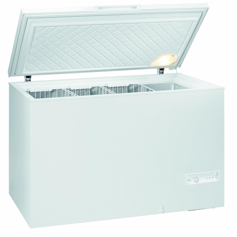Gorenje FHE302W - Congelador (Baúl, Independiente, Color blanco ...