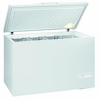 Gorenje FHE302W - Congelador (Baúl, Independiente, Color blanco, 290L, 300L, 20 kg/24h)