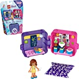 LEGO Friends Olivia's Play Cube 41402 Building Kit, Includes 1 Scientist Mini-Doll, Great for Imaginative Play, New 2020 (40